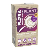 Flora 15% packaging