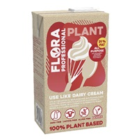Flora 31% packaging 1L