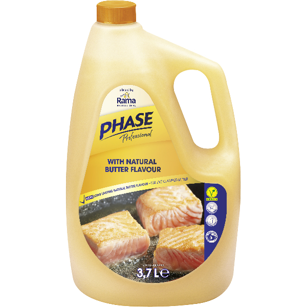 Phase Professional 3,7L hero image - Phase Professional 3,7L packaging