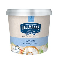 Hellmann's Nature packaging - Hellmann's Nature hero image - 1,5kg